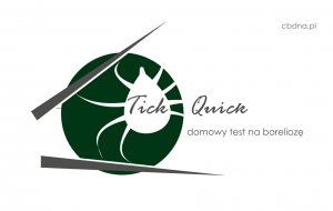 Tick Quick- test do diagnostyki Borrelia burgdorferi